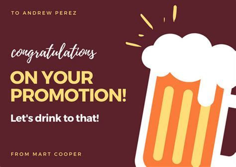 Customize 211  Congratulations Card templates online   Canva