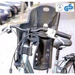 fahrrad halterung f r bulldog fahrrad kindersitze vorn. Black Bedroom Furniture Sets. Home Design Ideas