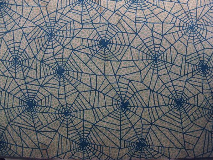 Spiderweb print