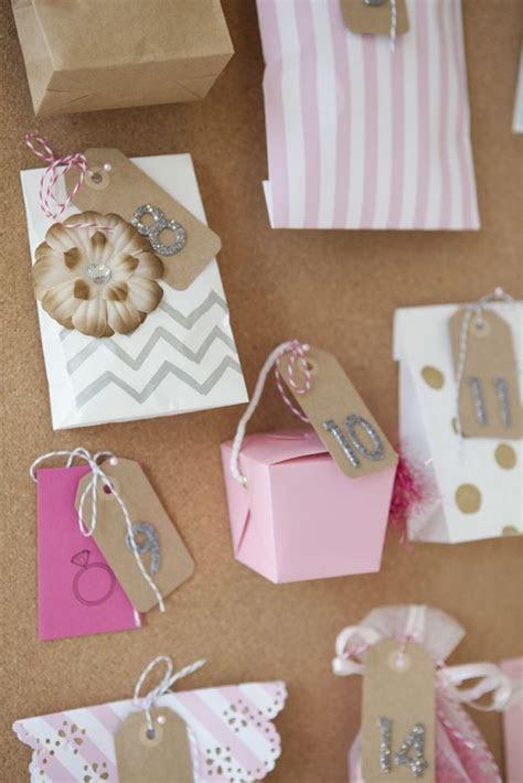 How to make a wedding advent calendar!   DIY Wedding