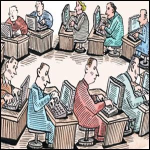 Как я работал российским бюрократом