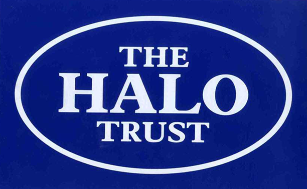 Image result for HALO TRUST IMAGES