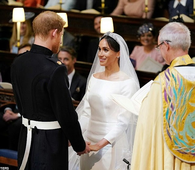 The Persons,The Marriage Of Prince Harry And Meghan Markle