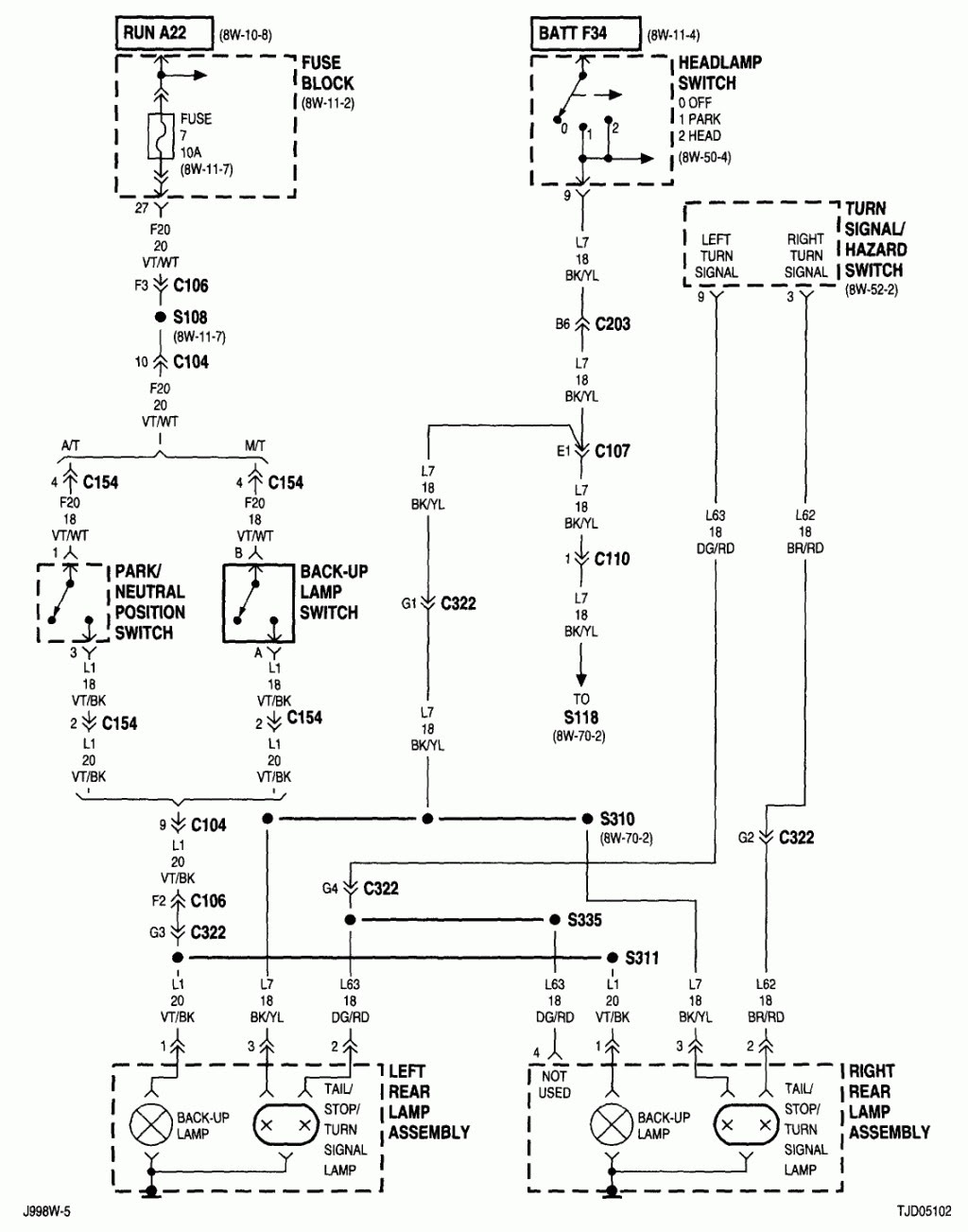 1999 Jeep Wrangler Headlight Wiring Connector Wiring Diagram Log End Super A End Super A Superpolobio It