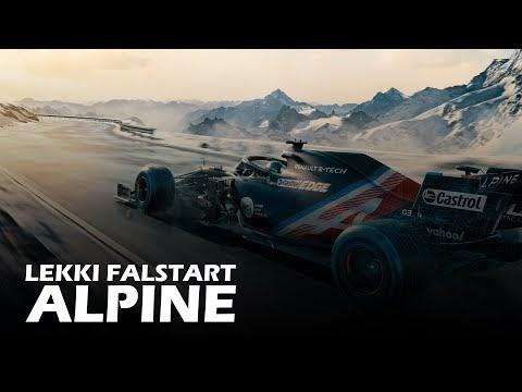 Falstart operacji Alpine