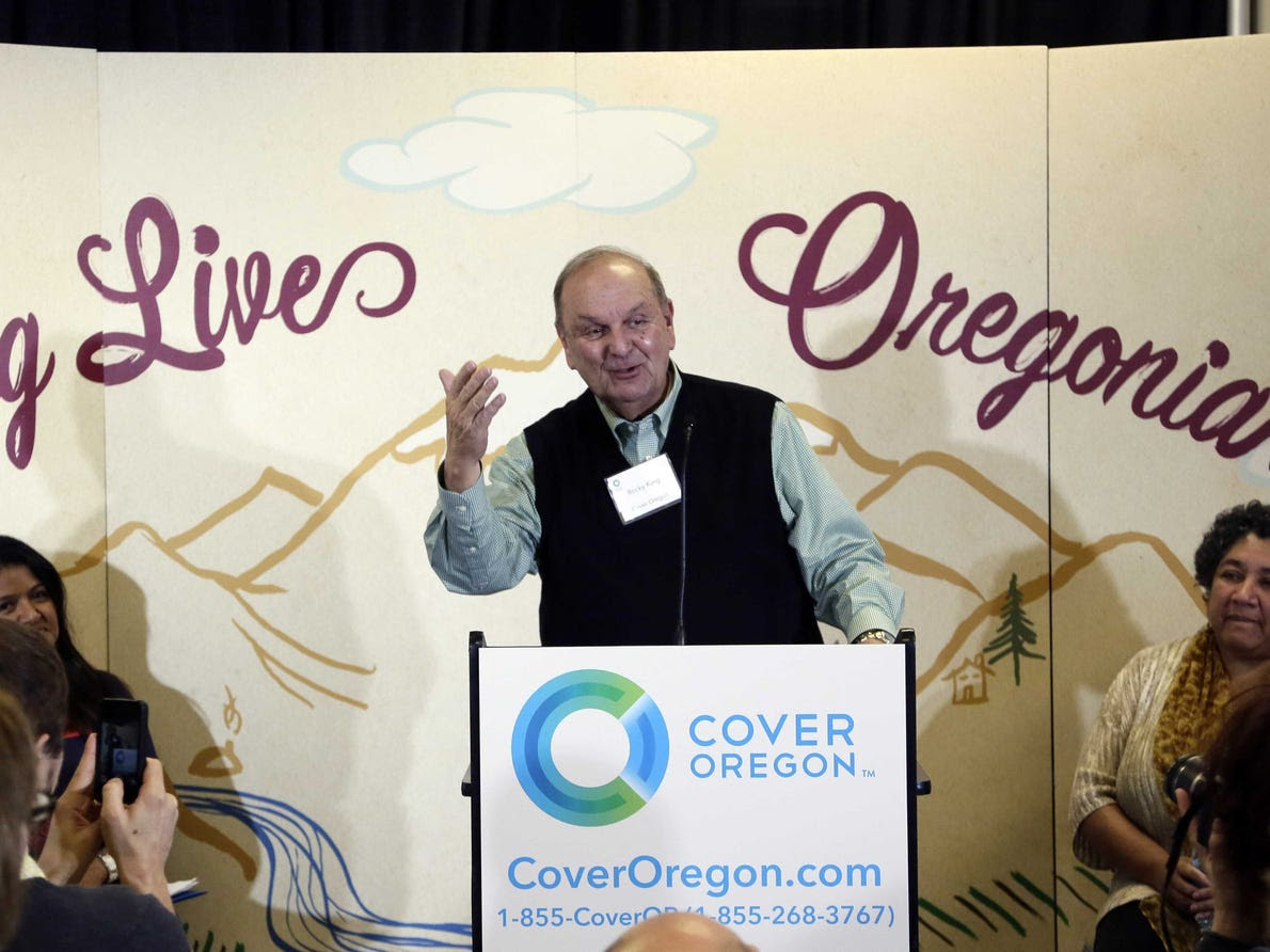 How Ambitious Oregon Completely Botched Its Health ...