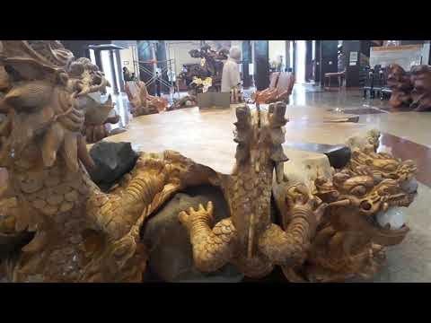 Gốc Thanh Tùng cổ thụ nghìn năm tuổi ở chùa Long Hương (Đồng Nai)