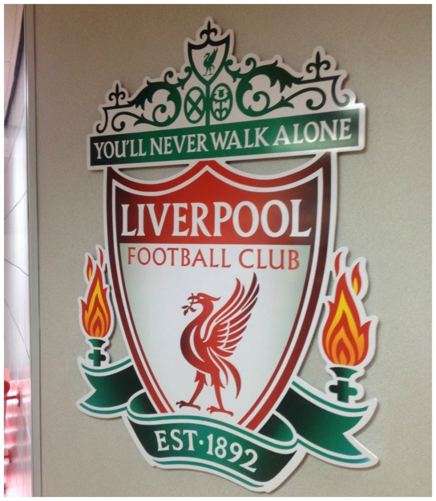 Liverpool FC Anfield Stadium Tour & Gerrard Collection 2015   Entrepreneur's Odyssey