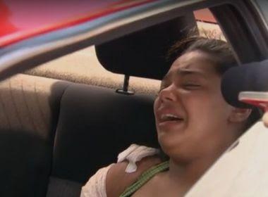 'Acabaram com a minha vida', lamenta mãe de bebê morto em atropelamento no Rio