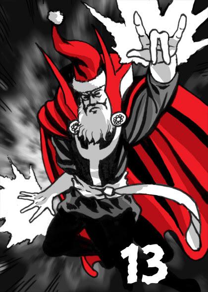 Santa Strange