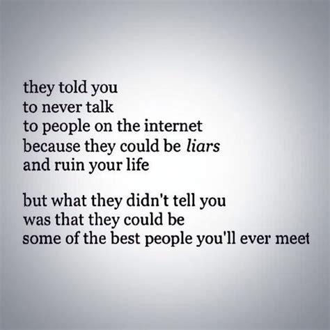 Internet Friendship Quotes Tumblr