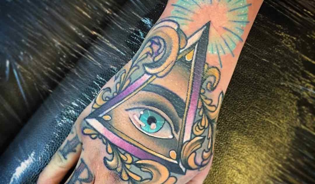 Bedeutung 3 punkte tattoo 3 Punkte