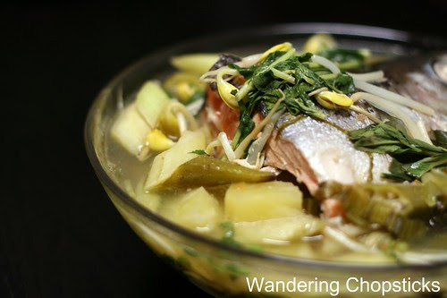 Canh Chua Ca (Vietnamese Sour Fish Soup) 7