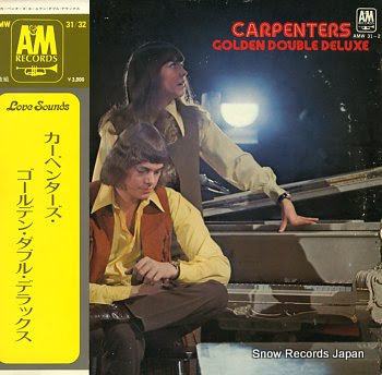 CARPENTERS, THE golden double deluxe