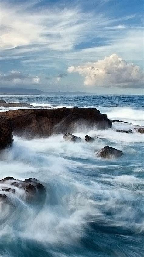 animated beach waves wallpaper wallpapersafari