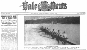 Yale Daily News Historical Archive | Yale University Library