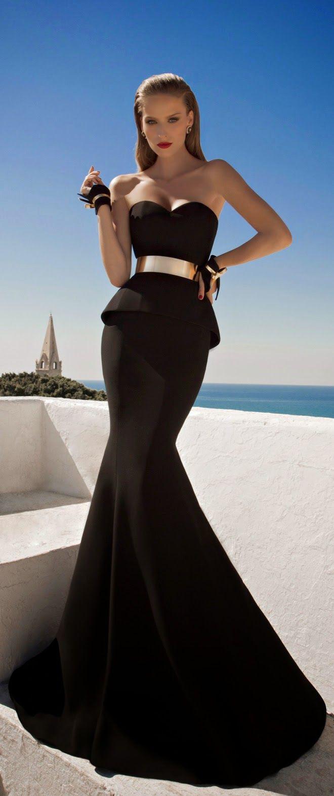 Galia Lahav Moonstruck Collection dress