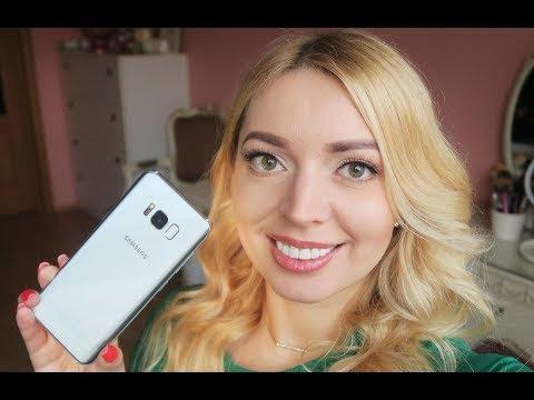Samsung Galaxy S8 apžvalga   Youtuberės akimis