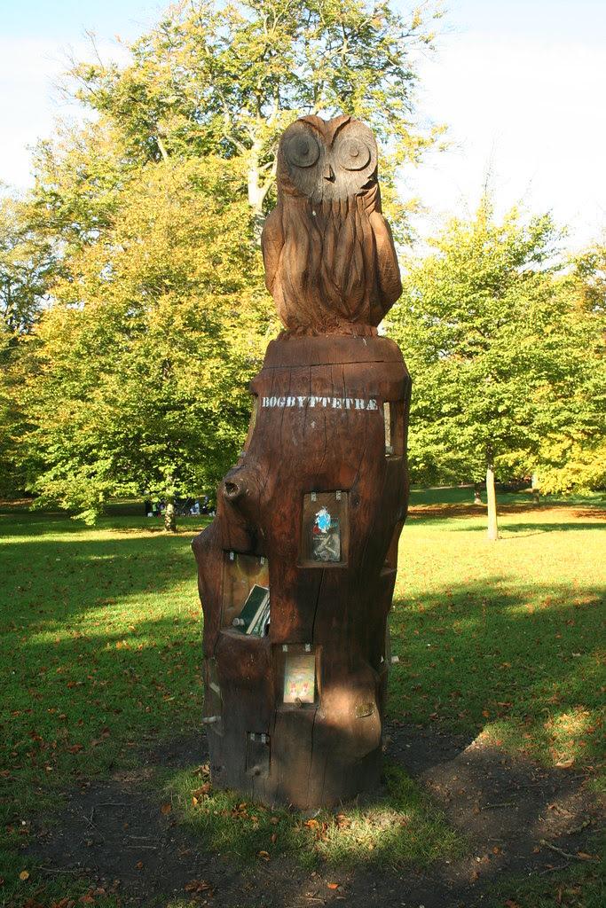 Bogbyttetræ