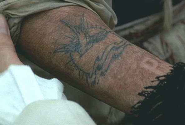 Pirates Of The Caribbean The Best Tattoos In Movies Zimbio