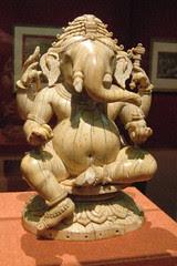 NYC - Metropolitan Museum of Art - Seated Ganesha