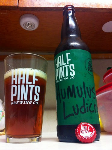 Half Pints' Humulus Ludicrous 3/24 by Cody La Bière