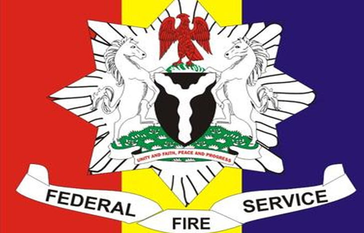 Recruitment at Federal Fire Service (FFS) 2018