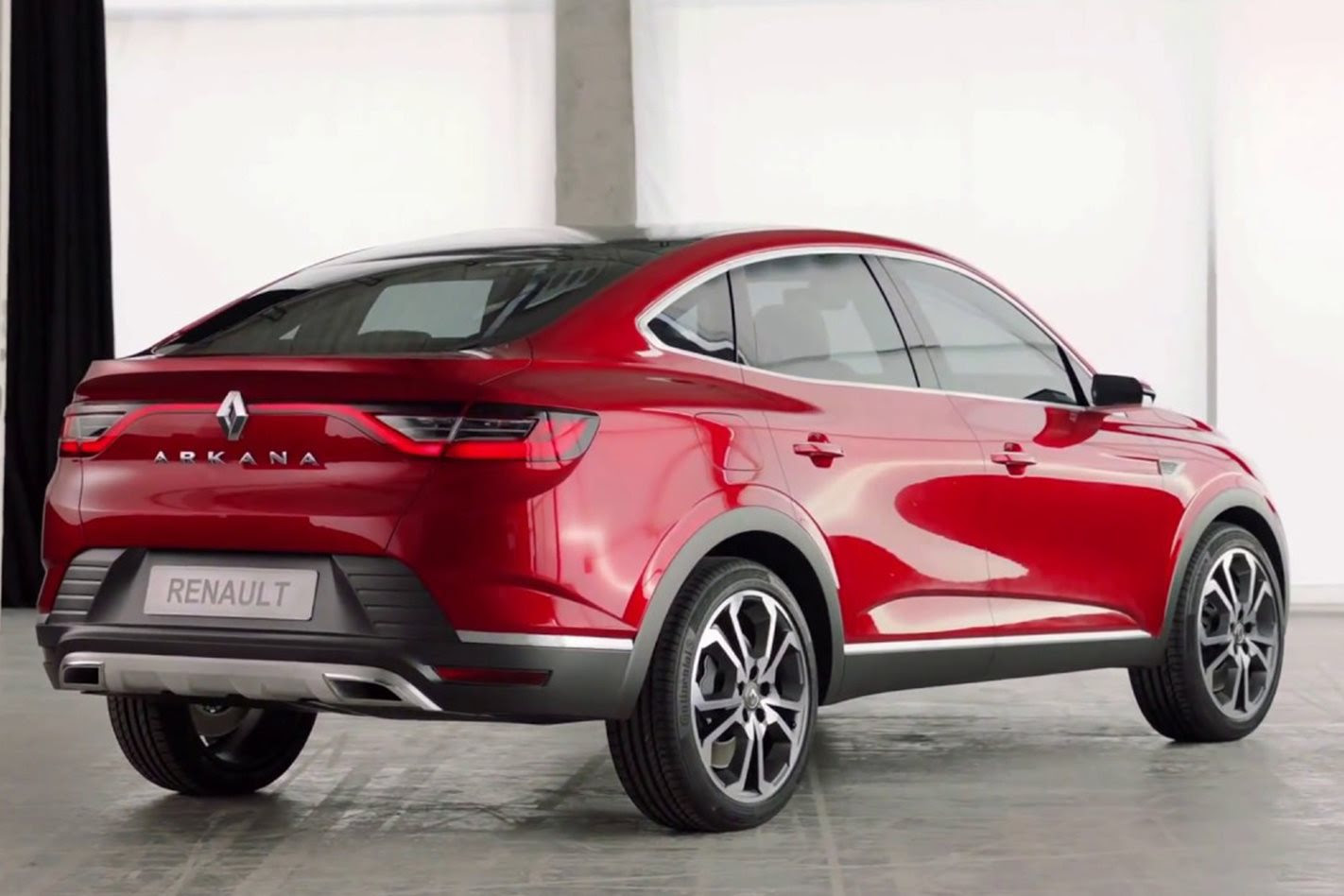 Renault Arkana Being Considered For Australian Market