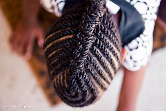 afro natural hair braids cane rolls (59)