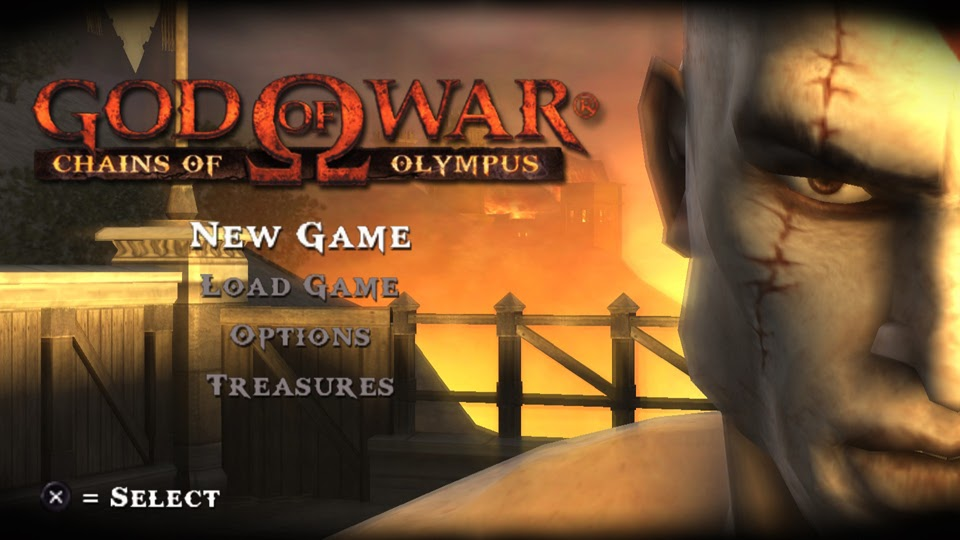 God Of War - Android - ISO PPSSPP - ANDROGAMER