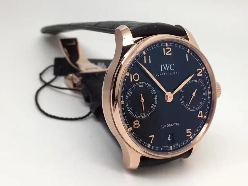 Replica IWC Portuguese 7 Days Power Reserve V5 ZF