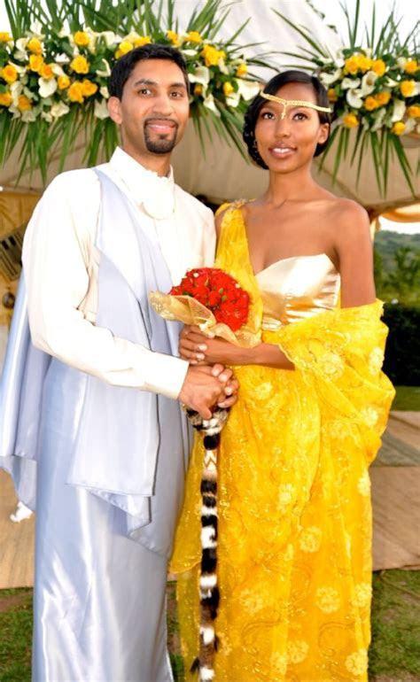Rwandan Bride   Indian Groom   East Africa   WEDDING
