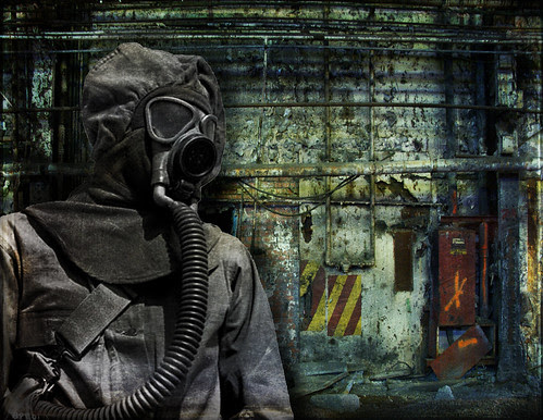 Urban decay by Lynne Larkin
