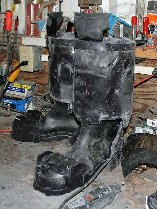 Isaac Clarke Boots