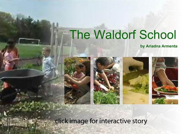 Fw Waldorf Today The Movable Classroom Comes To America Gardening A Rare Phenomenon Awsna