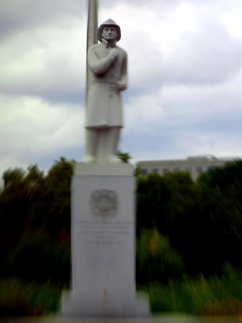The Greater Cincinnati Firefighters Memorial Park