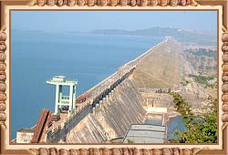 Hirakud Dam