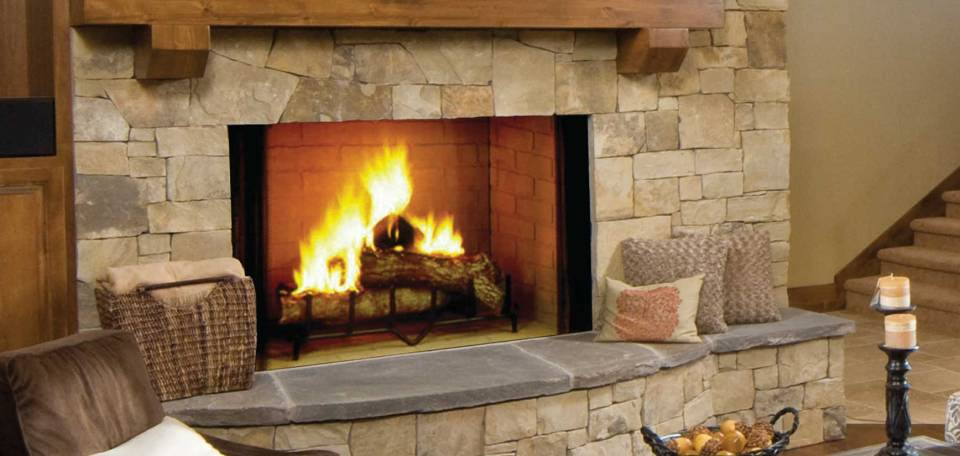 Majestic Biltmore Wood Burning Fireplace Inseason Fireplaces