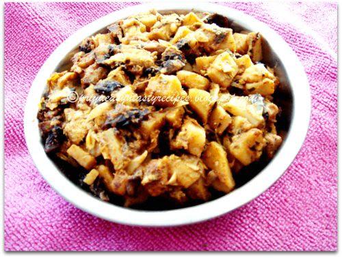 Artichoke, Potato & Mushroom Masala