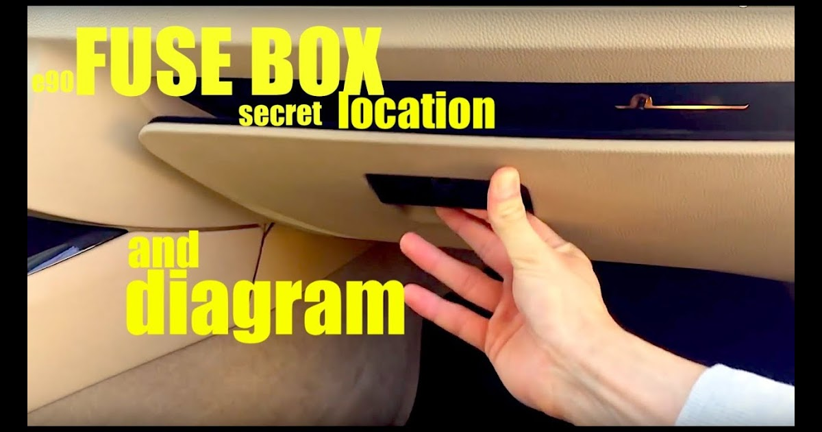 Youan  Bmw E30 Convertible Fuse Box