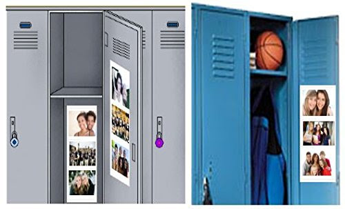Magnetic Picture Frame Collage For School Locker Or Import It All
