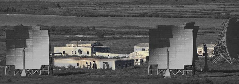Mid Canada Line Radar Site 415