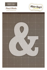 Ampersand Stencil - Mister Huey's By Studio Calico