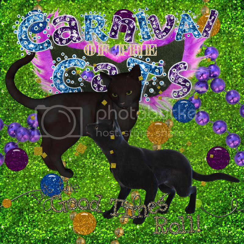 Carnival of the Cats 1