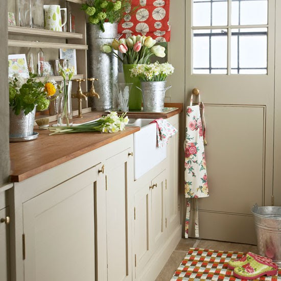 Introduce practical storage | utility room | country | Country Homes & Interiors