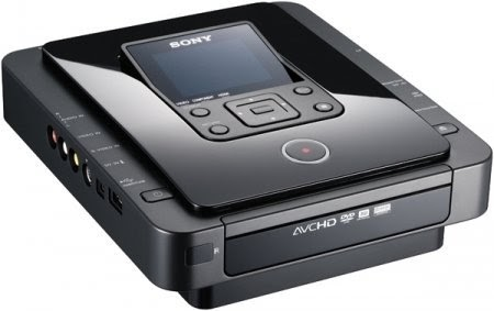 Sony Dvdirect Vrdmc10 Stand Alone Dvd Recorder Player