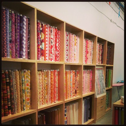 Happy New Shelves @spoolofthread! I just spent way too much money and possibly converted a new guild member!