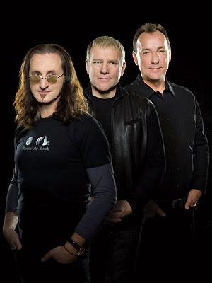 O trio canadense Rush