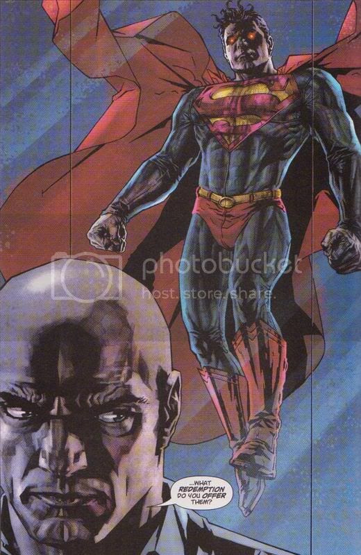 Lex Luthor - Man of Steel, art by Lee Bermejo