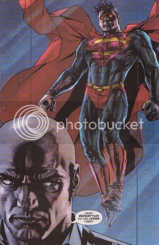 Lex Luthor - Man of Steel, art by Lee Bermejo